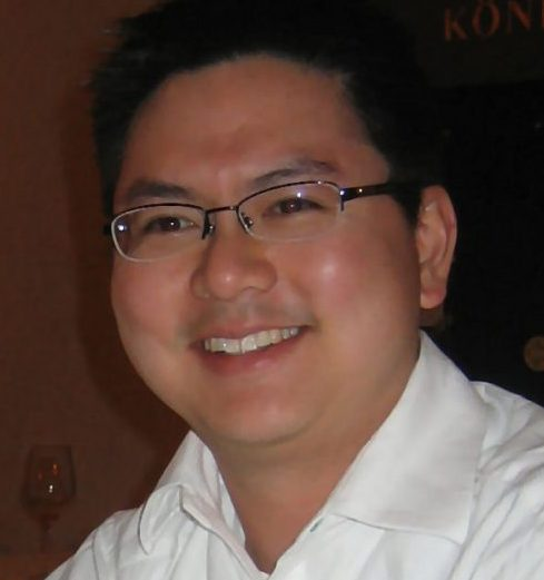 Photo of Adrian Chan