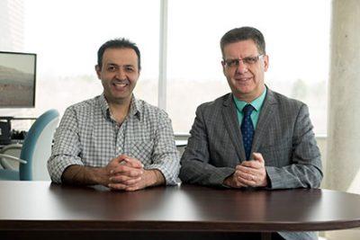 Ashkan Golshani and Frank Dehne - Carleton University