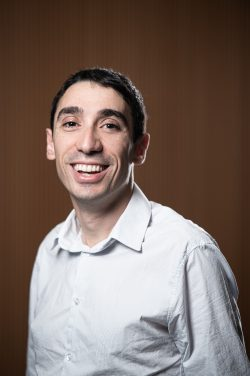 Headshot of Burak Gunay, Assistant Professor in the Department of Mechanical and Aerospace Engineering at Carleton University