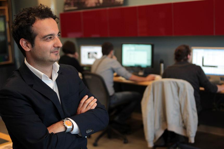 Ramtin Attar, Autodesk