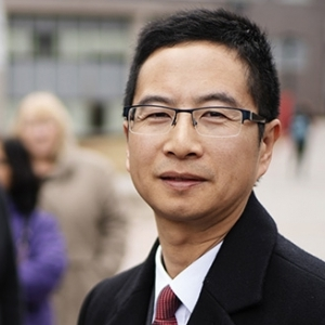 Photo of Richard Yu